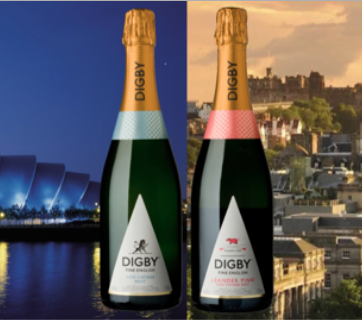 Digby?s Cool Climate Fizz Makes First Foray Into Scotland photo