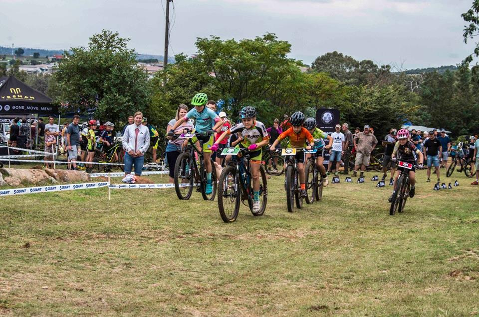 Eliminator Series For 2018 Kicks Off At Thaba Trails photo