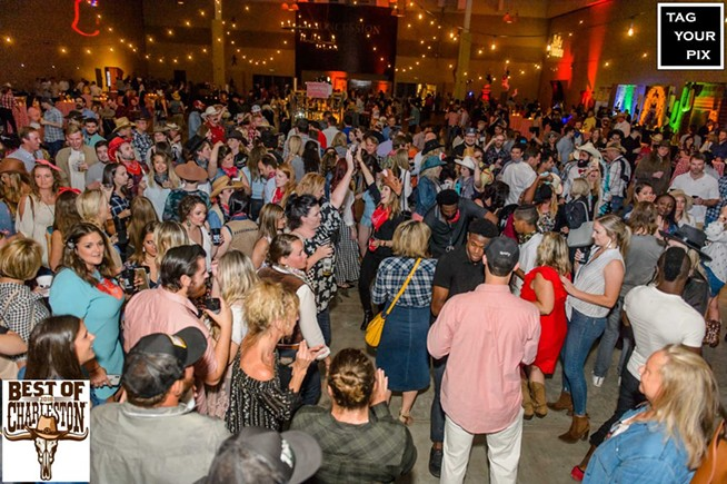 Photos: Best Of Charleston 2018 Winners Do-si-doed At The Boc18 Party Last Night photo