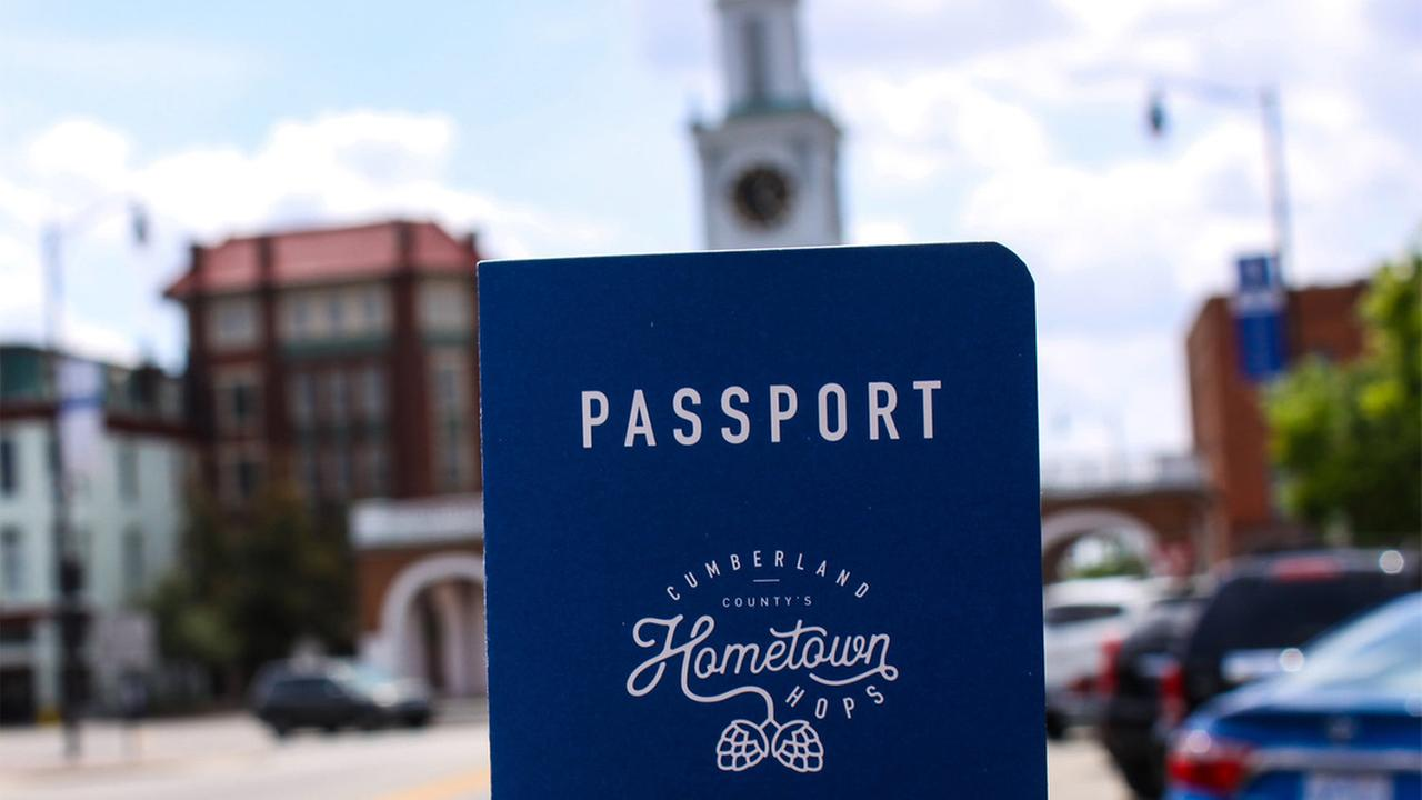 "Grab Your 'passport,' We Travel Down Fayetteville's ""hometown Hops"" Program photo"