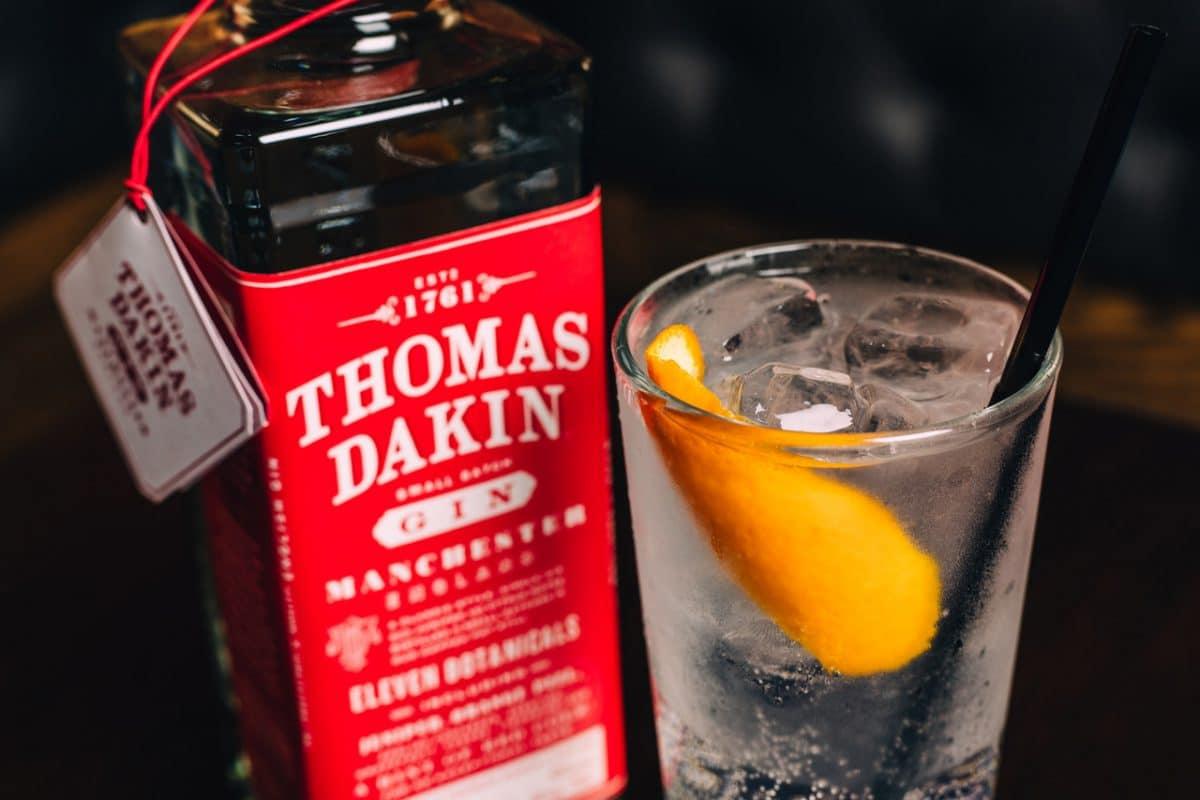 Thomas Dakin Gin Launches In Us photo