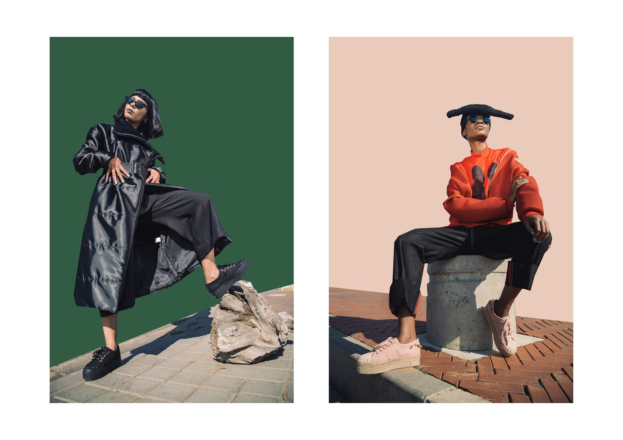 Superga X Pichulik Collaboration Is A Tale Of Three Cities photo