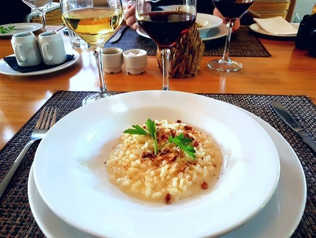 Relish Rich Risotto At 95 Keerom This Autumn! photo