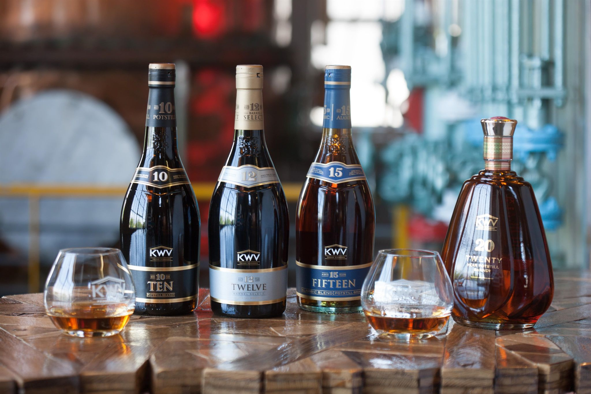 Wsa Names Kwv A World Class Distillery photo