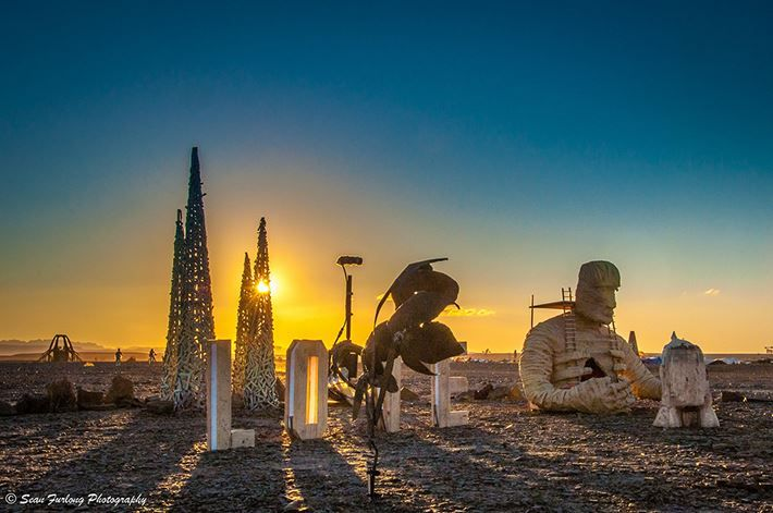 What To Expect At Afrikaburn 2018 photo