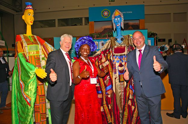 Wtm Africa 2018 Ready To Welcome Leading Travel And Tourism Professionals In Cape Town photo