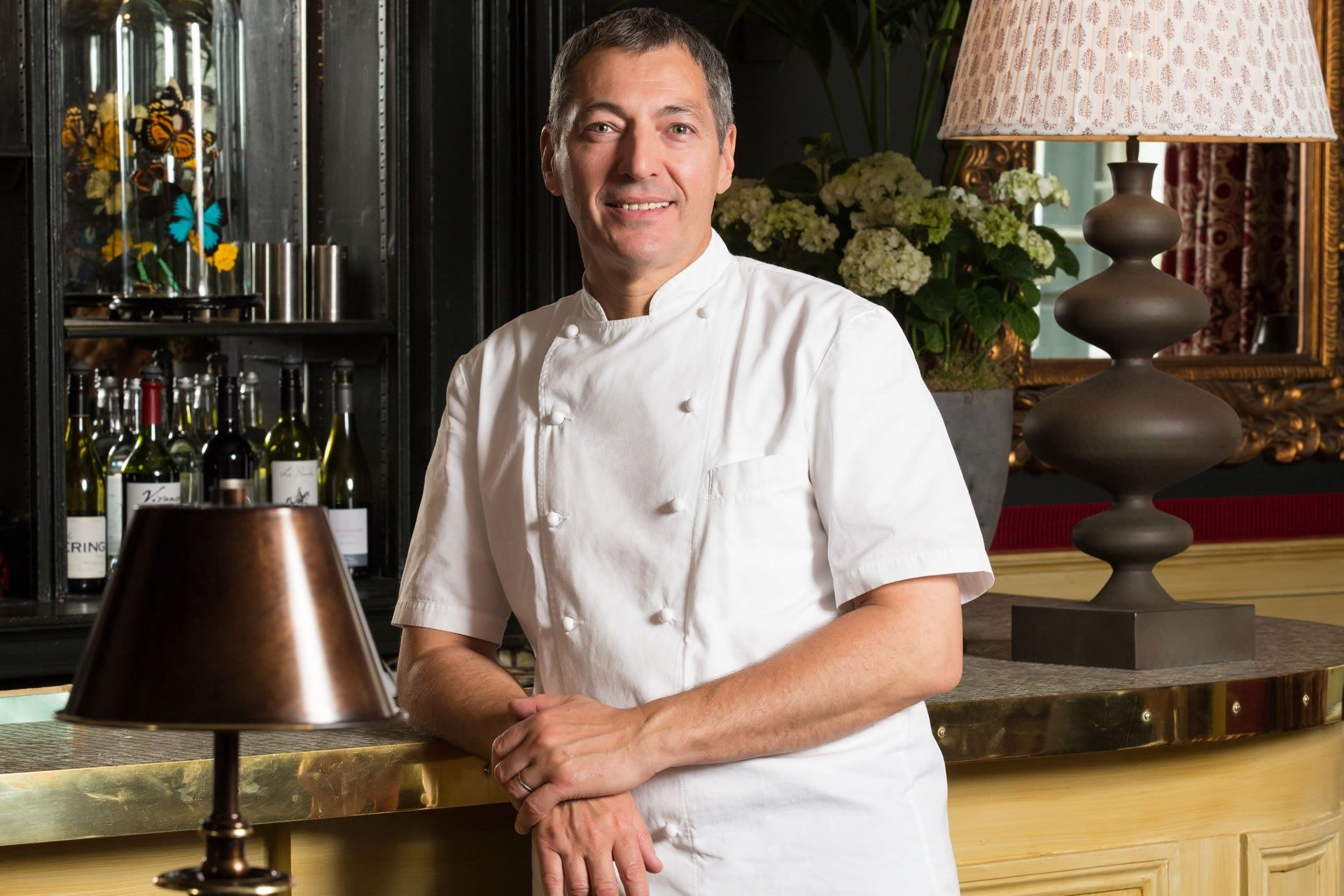Fusion And Vision For The Gold Room By Chef Daniel Gamiche photo