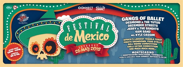 2018 Festival De Mexico To Be Held At Montecasino photo