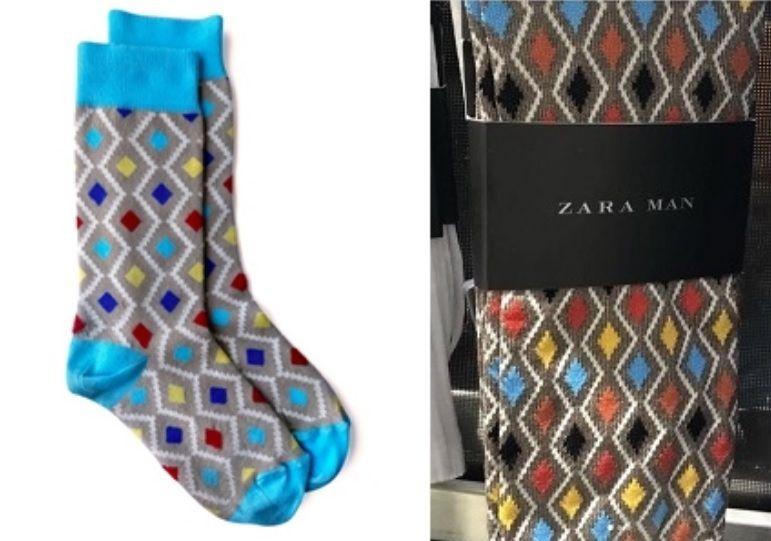 Maxhosa By Laduma Takes Zara To Task For Alleged Design Knock-off photo