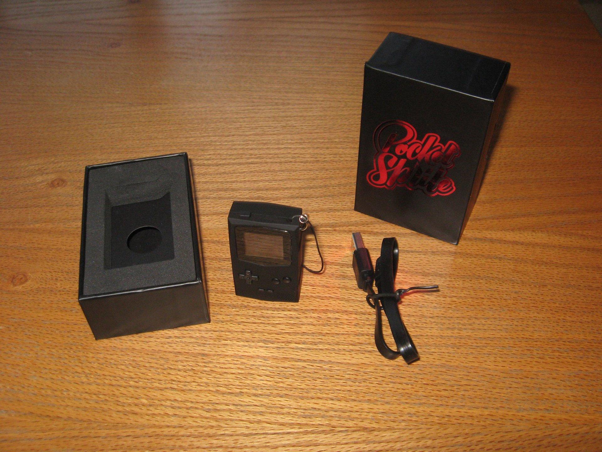 Review: Pocket Sprite photo