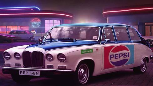 Pepsi And Careem Unite To Take Pakistanis On A Trip Down Memory Lane photo