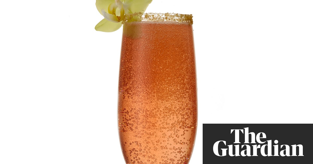 Cocktail Of The Week: Royal Rhubarb photo