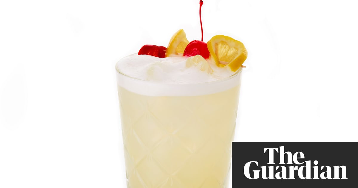 Cocktail Of The Week: The Spread Eagle's Vegan Tequila Sour photo