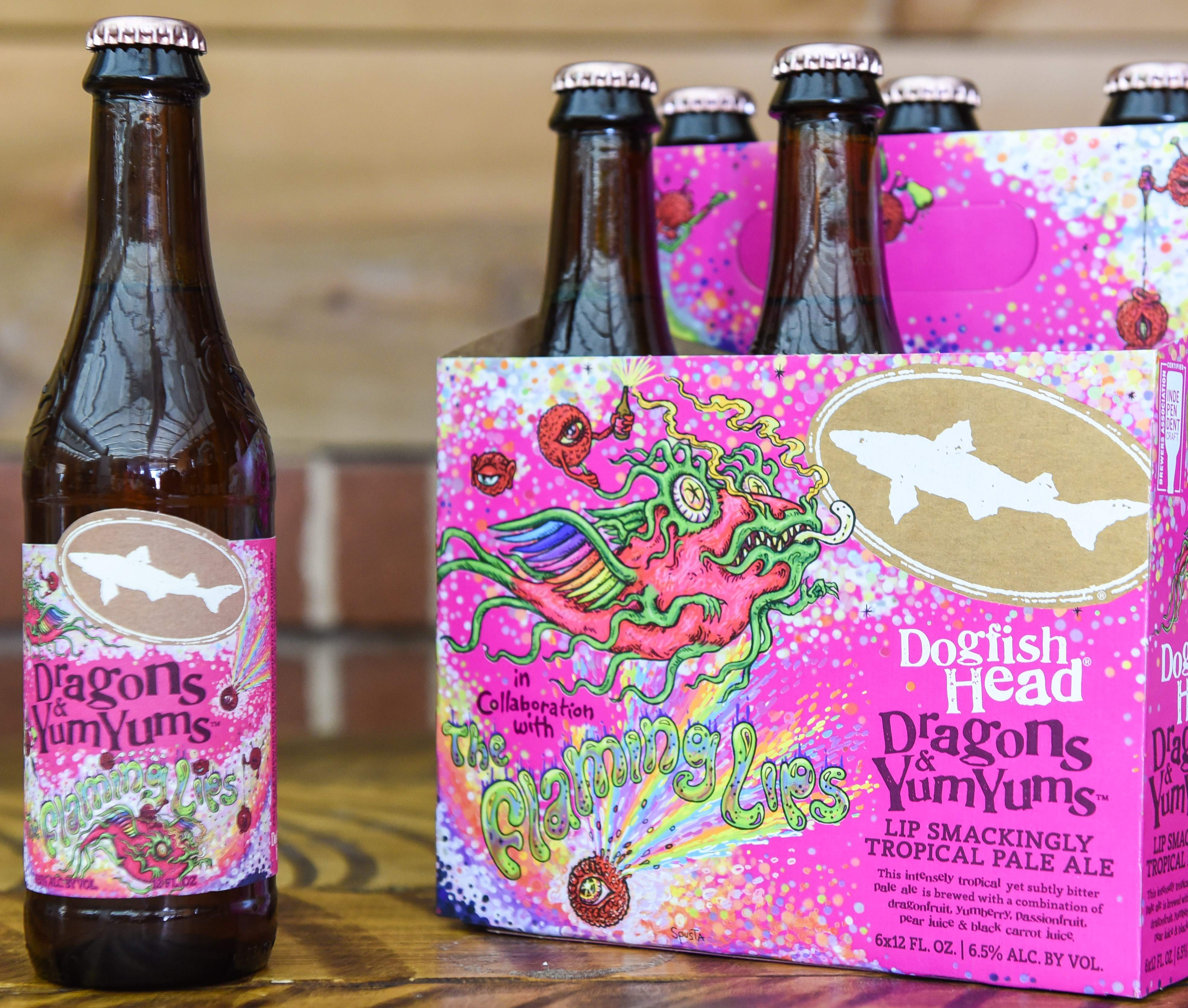 The Flaming Lips Have A Record Store Day Beer. Here?s Where To Get It In Tampa Bay photo