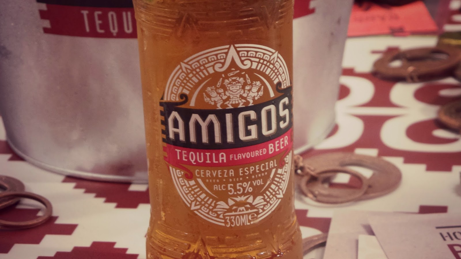 The Story Behind Amigos Tequila Flavoured Beer photo