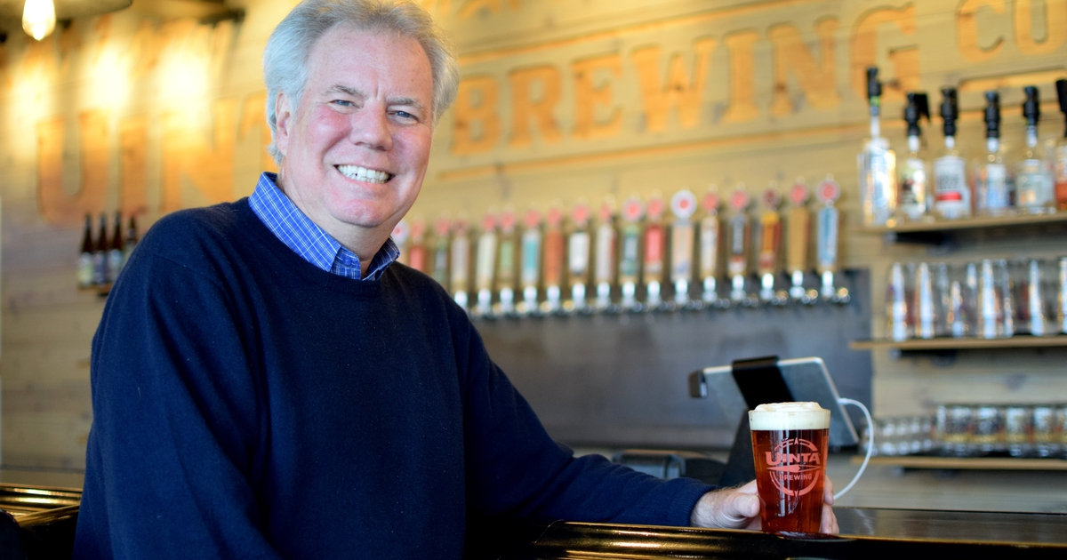 Salt Lake City's Uinta Brewing Co. Gets A New Ceo With Decades Of Industry Experience And A Name You Will Remember photo