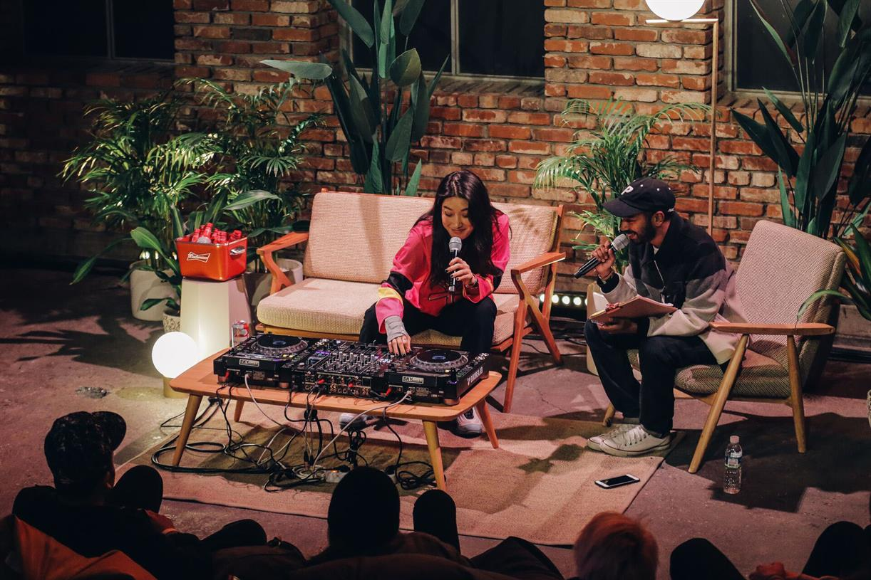 Budweiser And Boiler Room Take Music Sessions To Chile photo