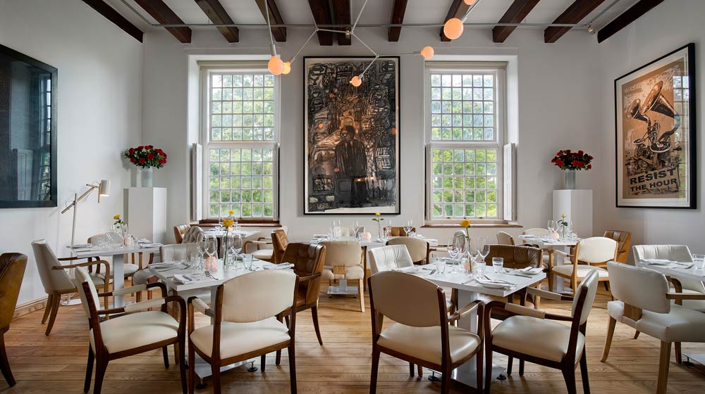 Monthly Supper Club At Blanko At The Alphen Hotel photo