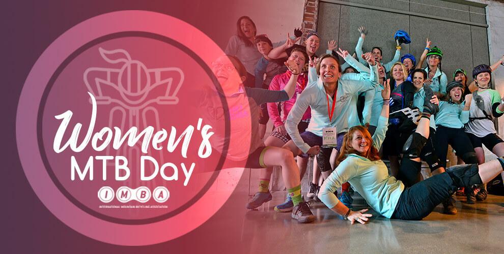 May 5, 2018 Will Be Inaugural International Women's Mountain Biking Day photo