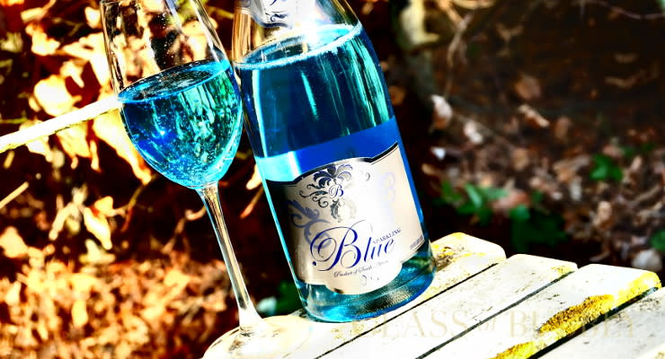 If You Are Feeling Blue Then… photo