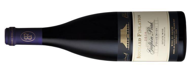 Bouchard Finlayson Releases Flagship 2016 Galpin Peak Pinot Noir photo