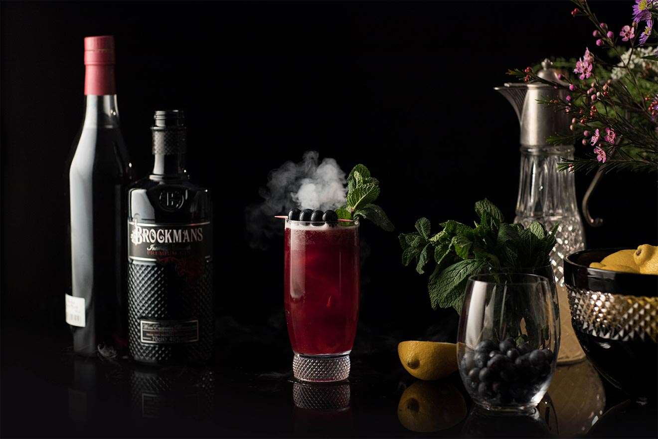 Show Off Your Bartending Skills By Entering The Brockmans Gin Cocktail Competition photo