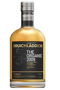 Bruichladdich The Organic 2009 photo