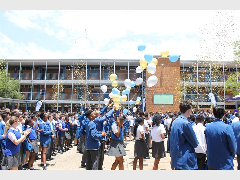 Bryanston High Celebrates 50 Years photo