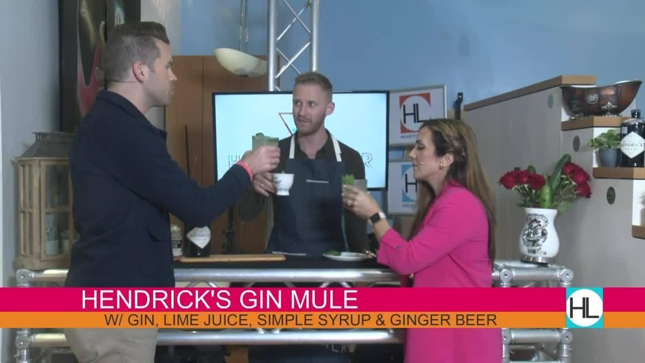 Hendrick's Gin Mule photo