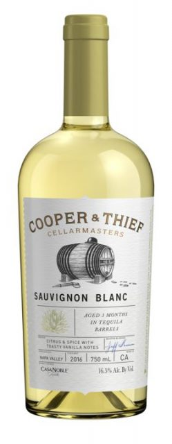 Winery Releases Sauvignon Blanc Aged In Ex-tequila Barrels photo