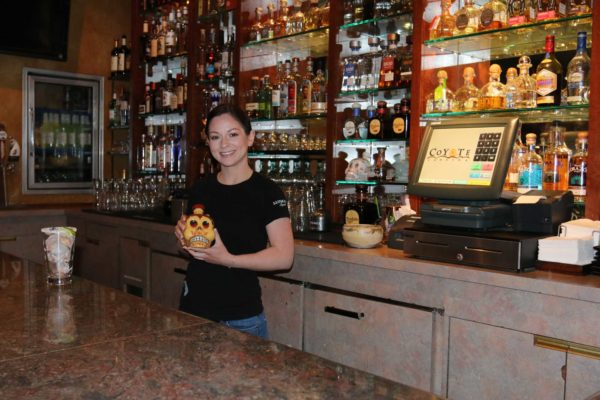 Coyote Cantina: Best Of The Beach 2018 Female Bartender  Kristina Cordova photo