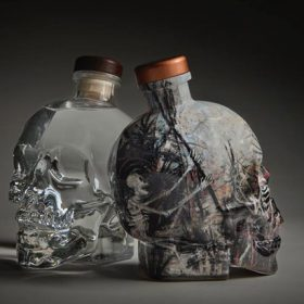 Crystal Head Vodka Launches Tr-exclusive Bottling photo