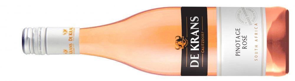 De Krans releases 2018 Pinotage Rosé photo