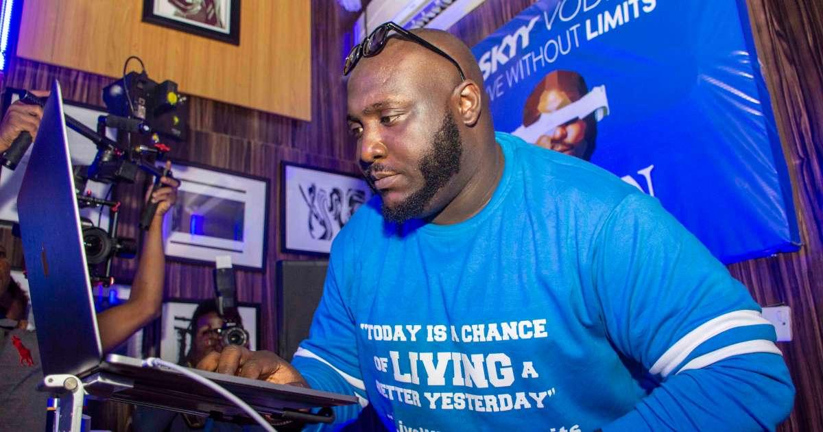 Skyy Vodka Unviels Dj Bign As Brand Ambasador At Club Cubana photo