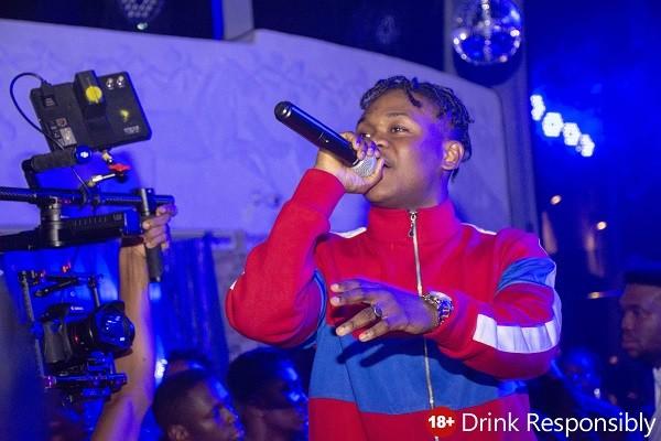 Skyy Vodka Lights Up Club Cubana Lagos As Dj Big N Is Officially Unveiled photo