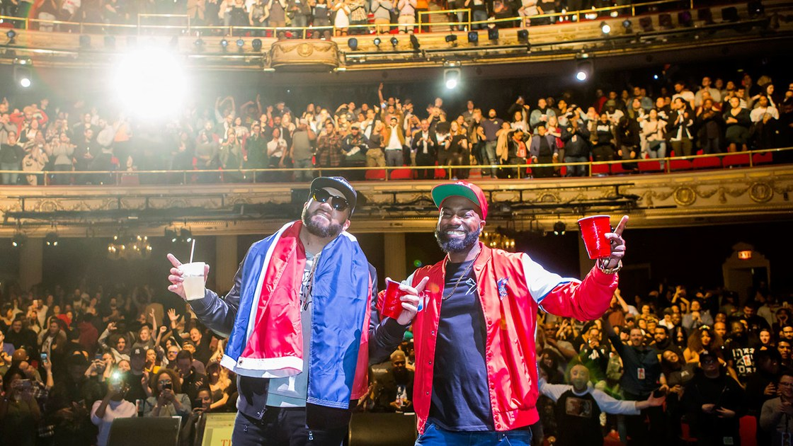 Desus And Mero Have Conquered The Five Boroughs And Late Night—what's Next? photo