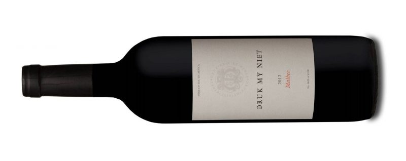 Druk My Niet Malbec 2012 e1523883590271 Celebrate World Malbec Day With These 22 Top South African Wines