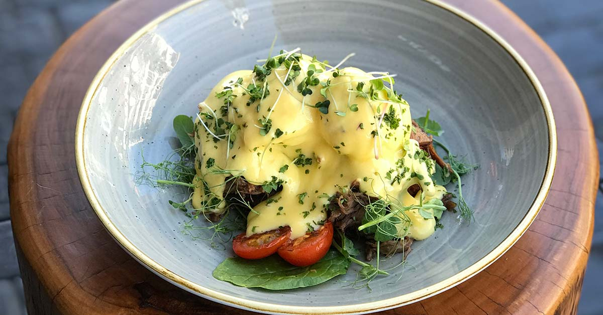 Where To Get Your Fix Of Eggs Benedict In Cape Town photo