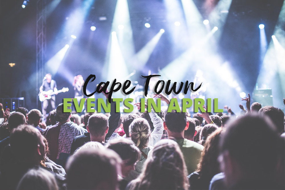 Events In Cape Town In April photo