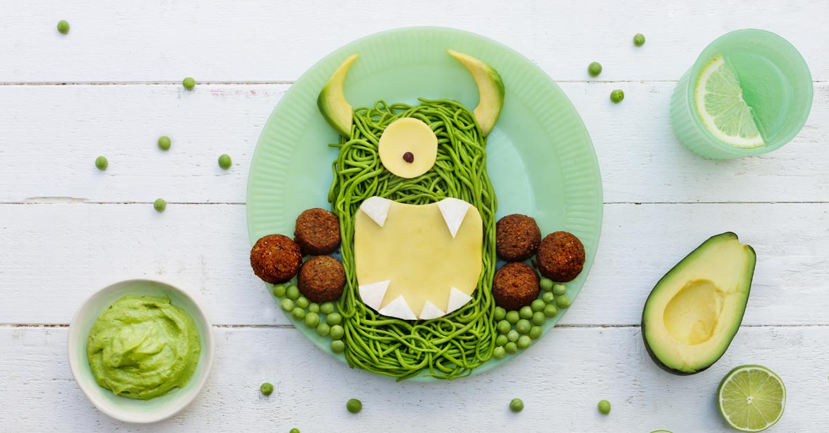 Fun And Easy Vegan Recipes For Kids With Fry's Crafted Range photo