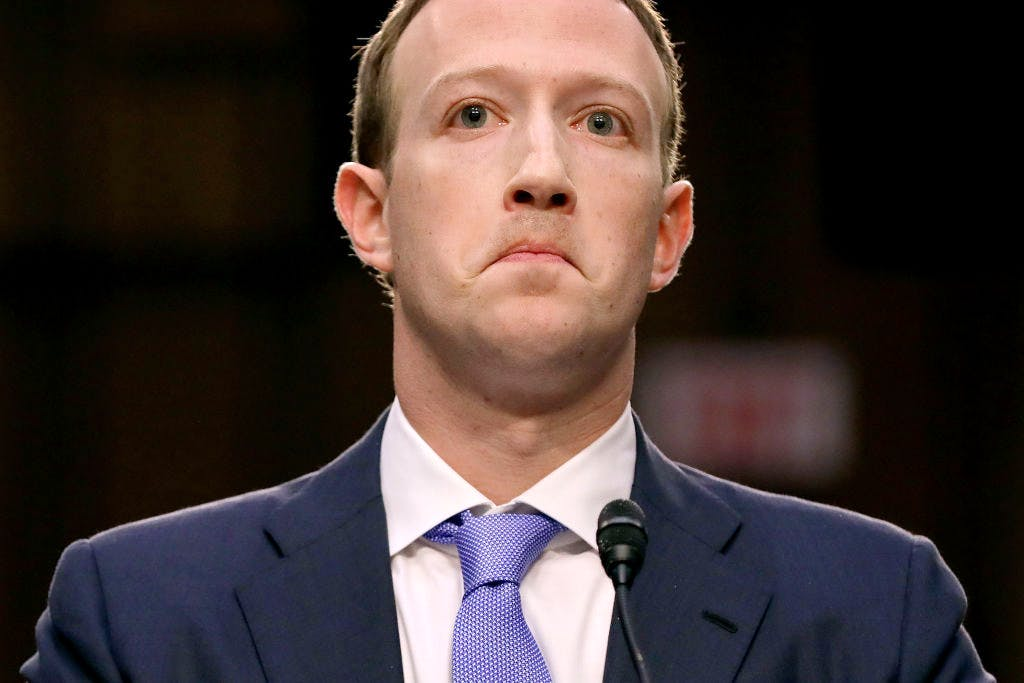 Mark Zuckerberg's 'team' Are The Real Losers Of The Facebook Hearing photo