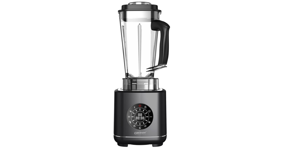 World's Most Advanced Blender: Greenis® Smart Power Blender photo