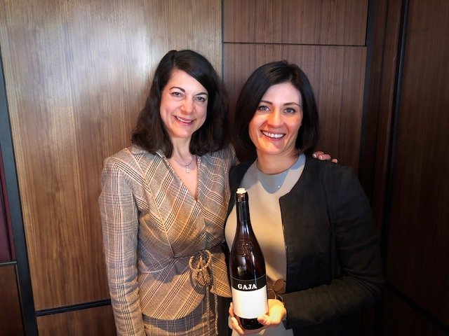 Growing Up Gaja: A Conversation With Gaia Gaja And Delving Into Ca' Marcanda With #winestudio photo