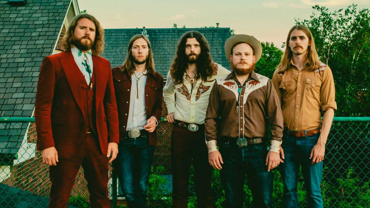 The Sheepdogs Announce Uk And Ireland Dates photo