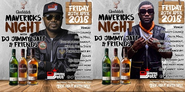 Tgif!🎉🍾party With Dj Jimmy Jatt At The Glenfiddich Mavericks Night Tomorrow, April 20th photo
