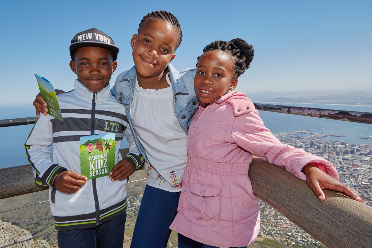 Get Ready For The 3-for-1 Kidz Season Special At The Cableway photo