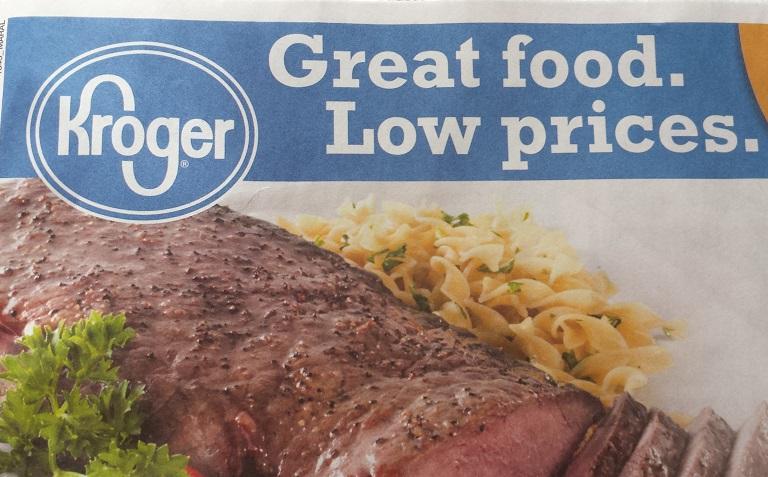 Kroger 4-day Sale Thursday photo