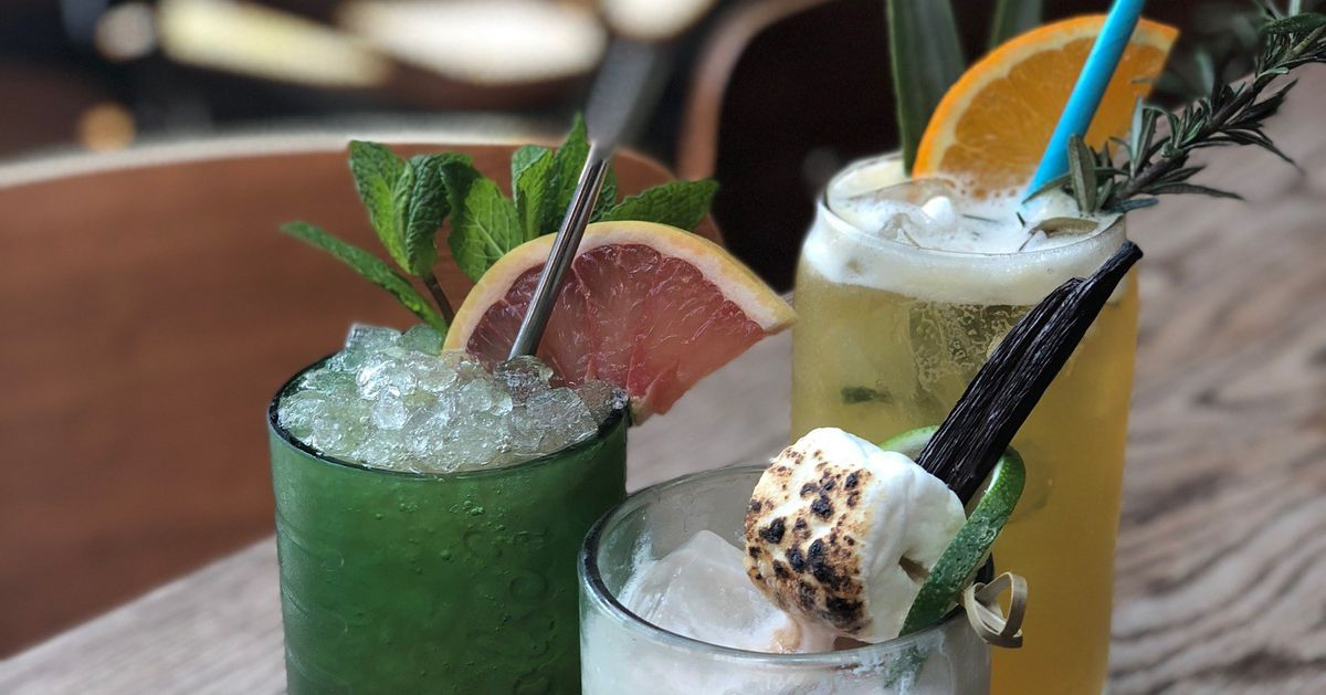 New Bar From Horsefeather Team Will Put A Different Spin On Tiki photo