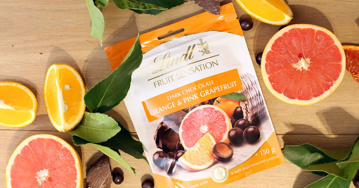 Meet The New Lindt Fruit Sensation Range photo