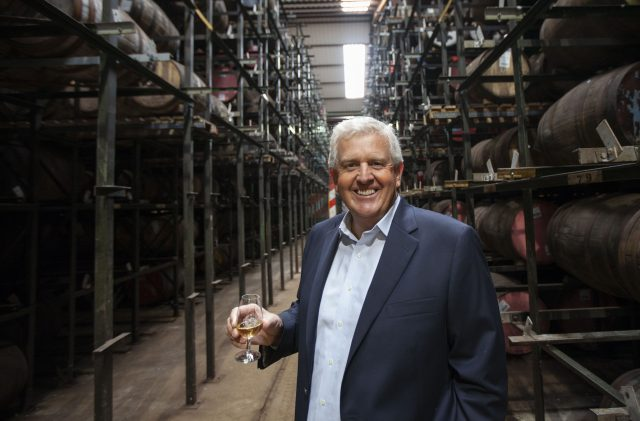 Loch Lomond Whiskies Agrees Partnership With Golfer Colin Montgomerie photo